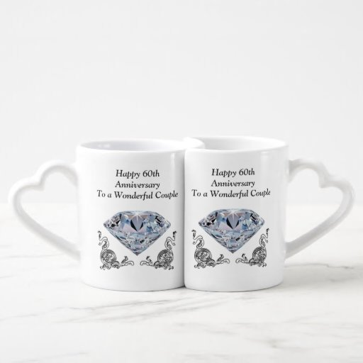 Best Inexpensive Wedding Gifts: Cheap Unique Diamond Wedding Anniversary Gifts Coffee Mug