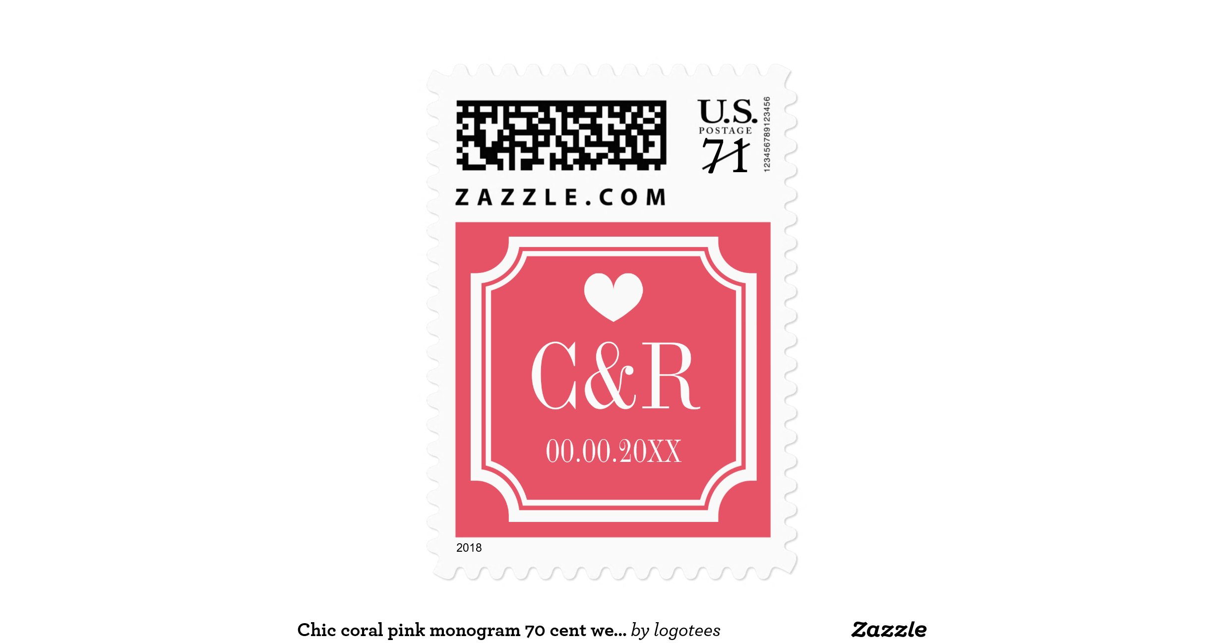 70 cent wedding postage stamps