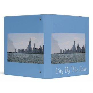Chicago, City By The Lake Binder binder