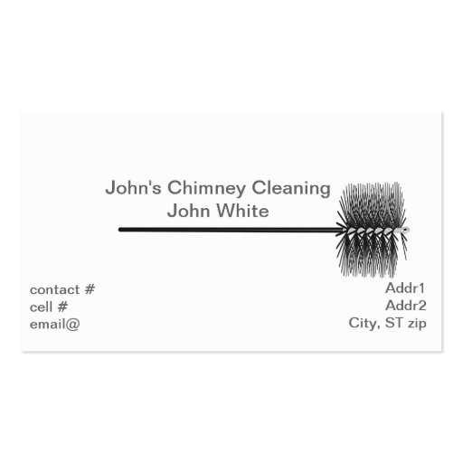Chimney Cleaning Services Business