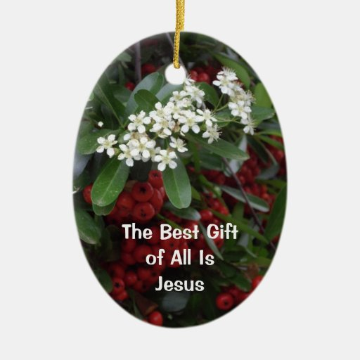 Religious Christmas Ornament Assortment: Christian Christmas Ornament - The Best Gift