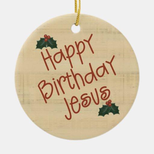 Christmas Decorations Religious: Christian Christmas Tree Ornament