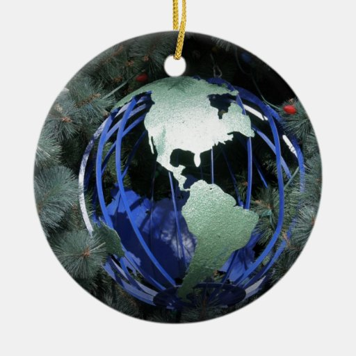 Christmas Around The World Christmas Ornaments & Christmas ...