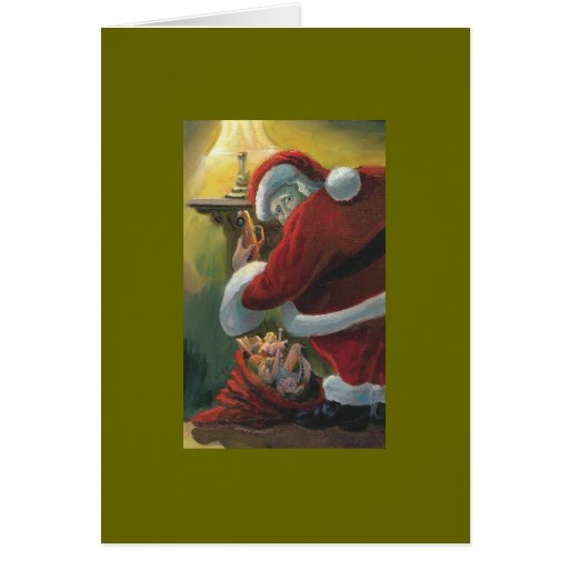 Christmas Card Kodak Moment Card