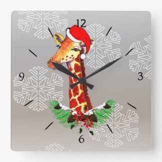 Christmas Clock Something For Everyone Gift Ideas