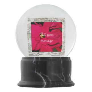 Red Snow Globes Zazzle
