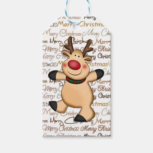 Christmas reindeer holiday gift tag pack of gift tags rda76b709d4c74fb59b3db7ab3d04cbe0 zycum 512