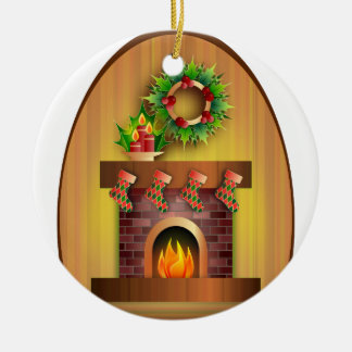 Fireplace Ornaments & Keepsake Ornaments   Zazzle