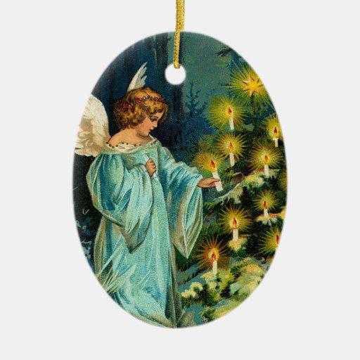 Vintage Religious Christmas Ornament: Christian Christmas Ornaments & Christian Christmas