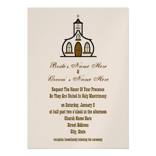 church wedding invitation from bride groom r7163ff24f24c47428ec84d0cfa691358 imtry 8byvr 512 - Types Of Wedding Ceremonies