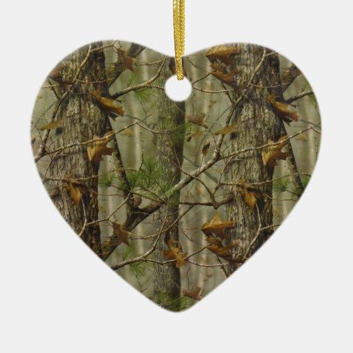 Classic Camouflage Christmas Tree Ornament | Zazzle