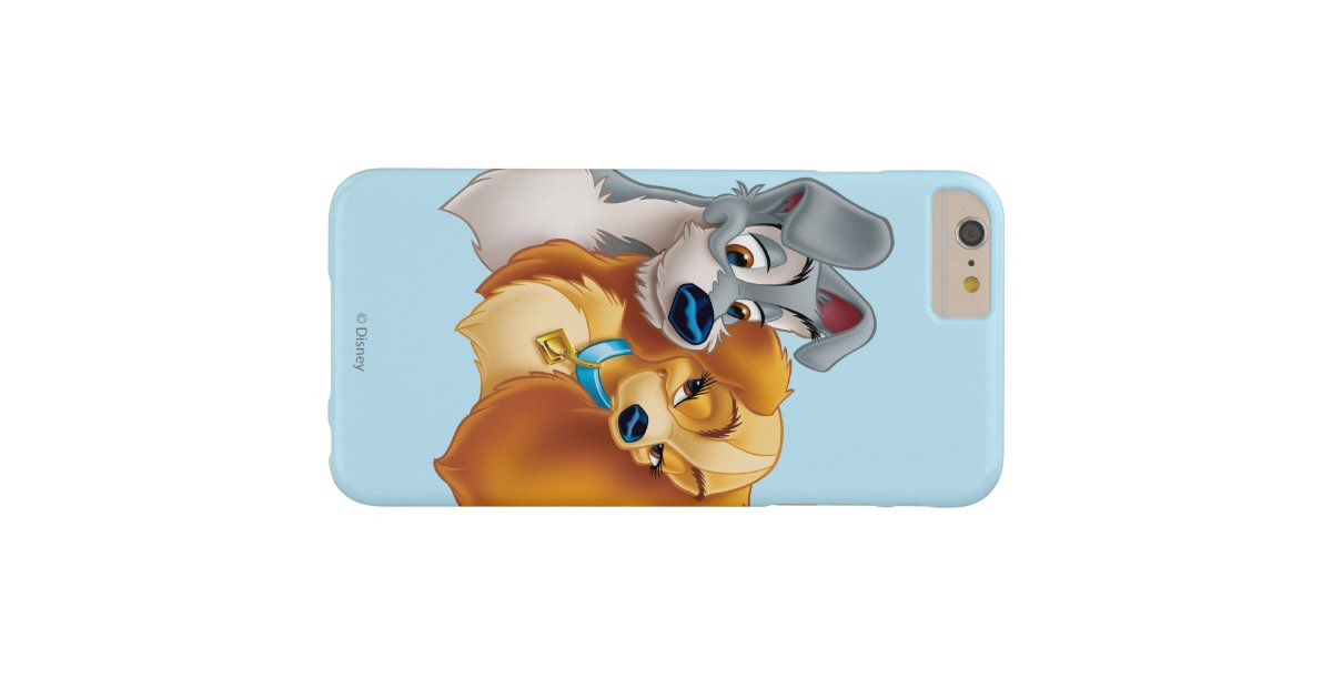Lady And The Tramp Iphone  Case