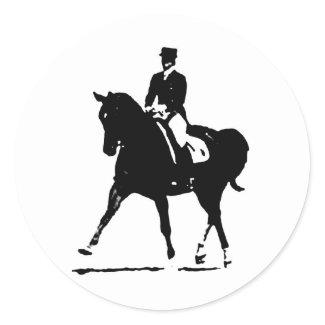 Classical Dressage 7 sticker
