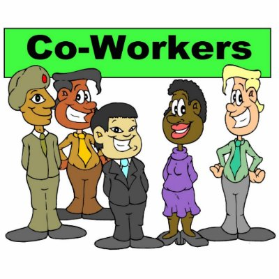 what is co worker relationship