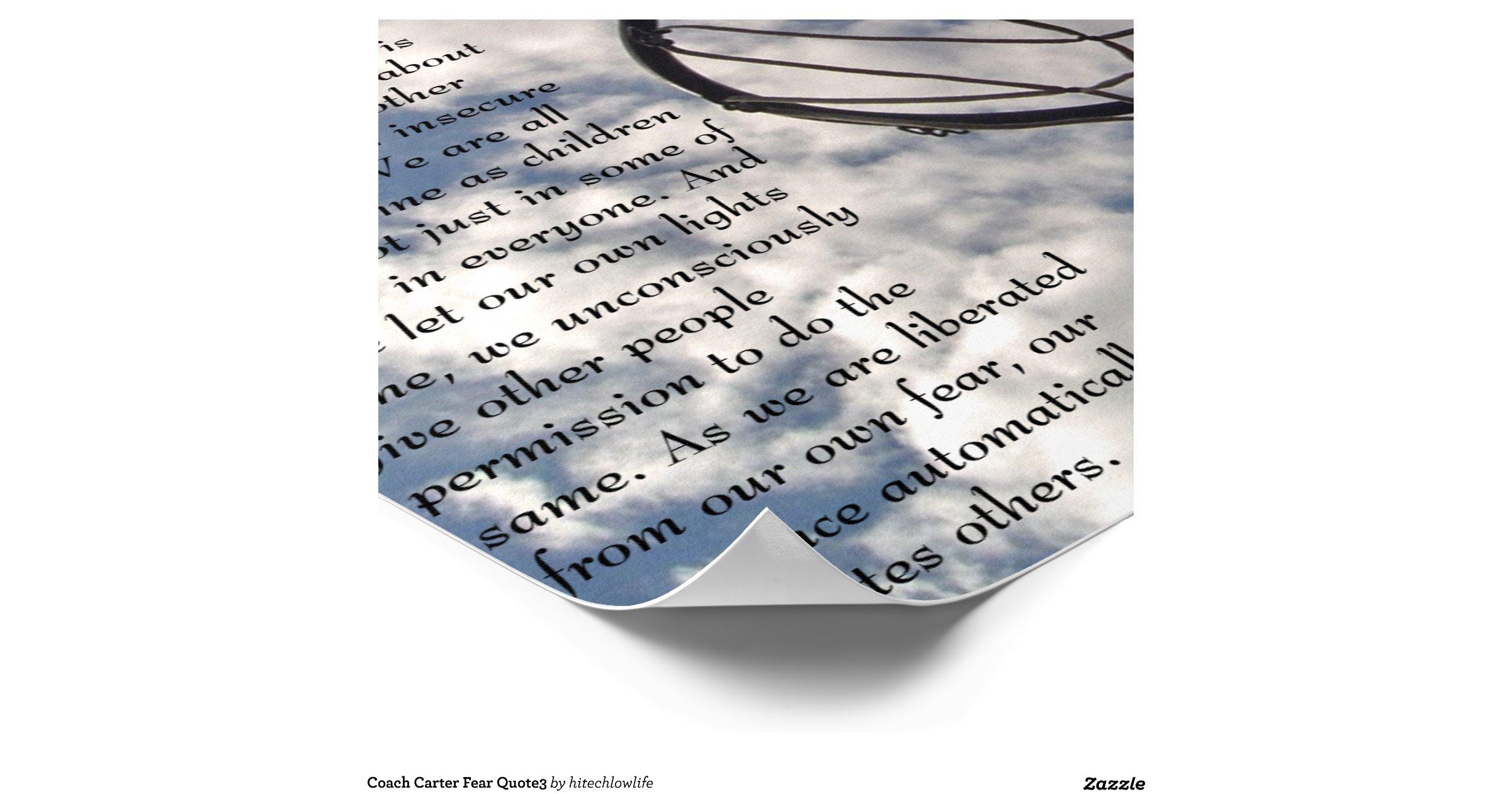 essays on fear coach carter essay argumentative essay on fear  coach carter essay my greatest fear coach carter