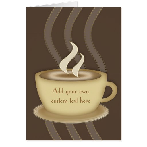 Coffee Lovers Notecards Greeting Cards