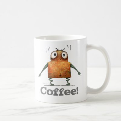 Animal Capshunz - coffee - Funny animal pictures with ... |Too Much Caffeine Animal