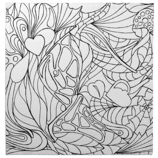zen art printable coloring pages - photo #34