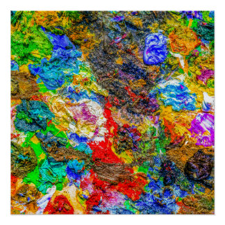 Color Palette Posters | Zazzle