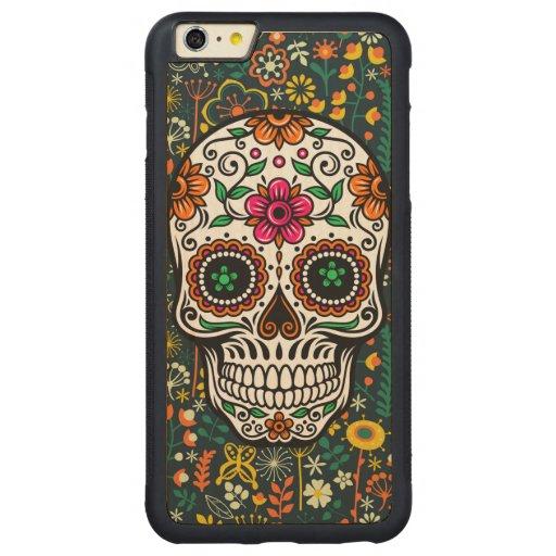 Sugar Skull Iphone  Plus Case