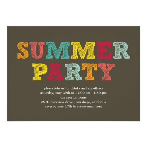 personalized cookout invitations custominvitations4u com