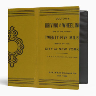 3 ring address book