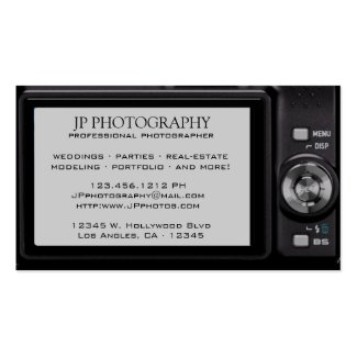I Shoot People Funny Photography Business Cards A Play On Word And Unique Will Grab Attention Perfect For Your