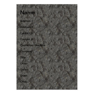 Concrete business cards templates zazzle for Concrete pour card template