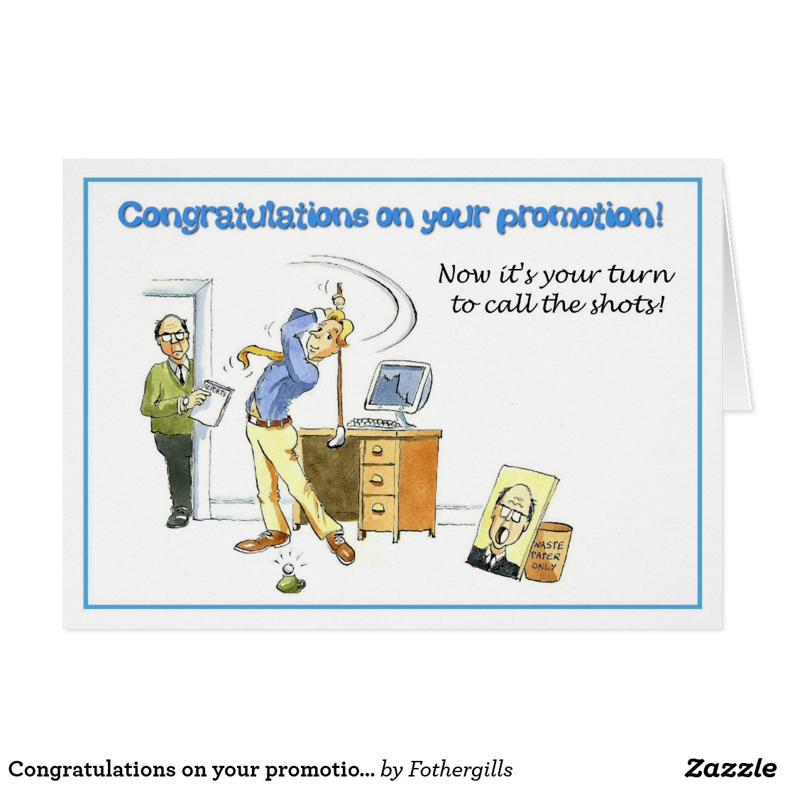 Congratulations promotion funny