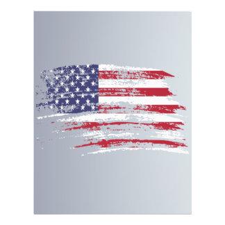 354 american flag flyers american flag flyer templates. Black Bedroom Furniture Sets. Home Design Ideas