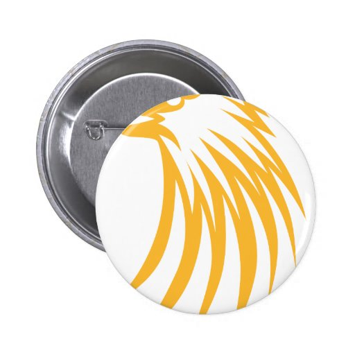 Cool Eagle Icon Logo Shirt ButtonsCool Eagle Logo