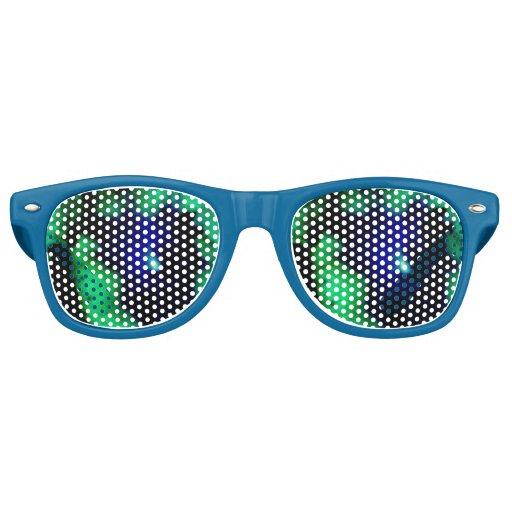 Cool Trippy sunglasses | Zazzle