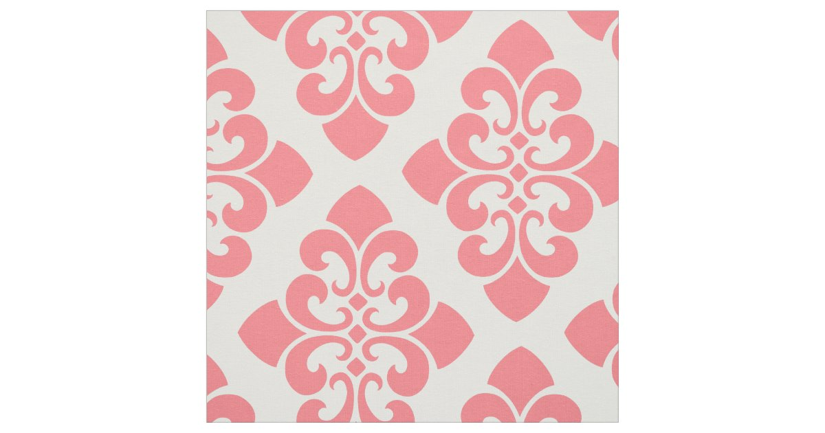 pink white scroll - photo #31
