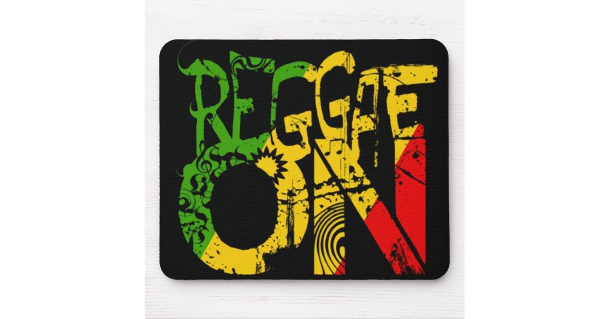 Cori Reith Rasta reggae rasta man music graffiti Mouse Pad ...