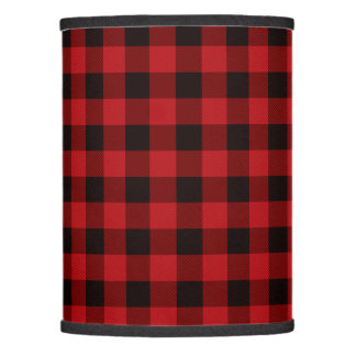 Red Lamp Shades Zazzle