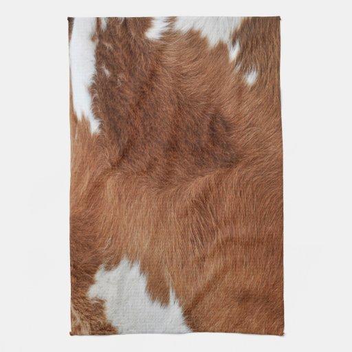 Cow Kitchen Towels Set