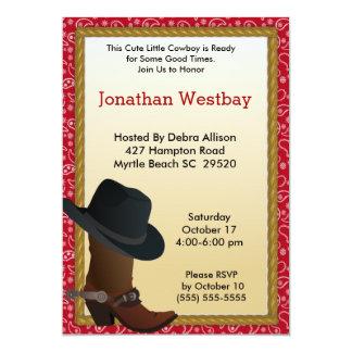 2 000 Western Theme Invitations Western Theme