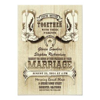 cowboy shoes western wedding invitations rb60502440ea942e69b886f24d79590c3 zk9c4 325 - Wedding Invitations Western Style