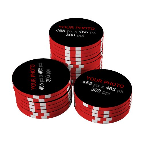 Create Your Own Poker Chips