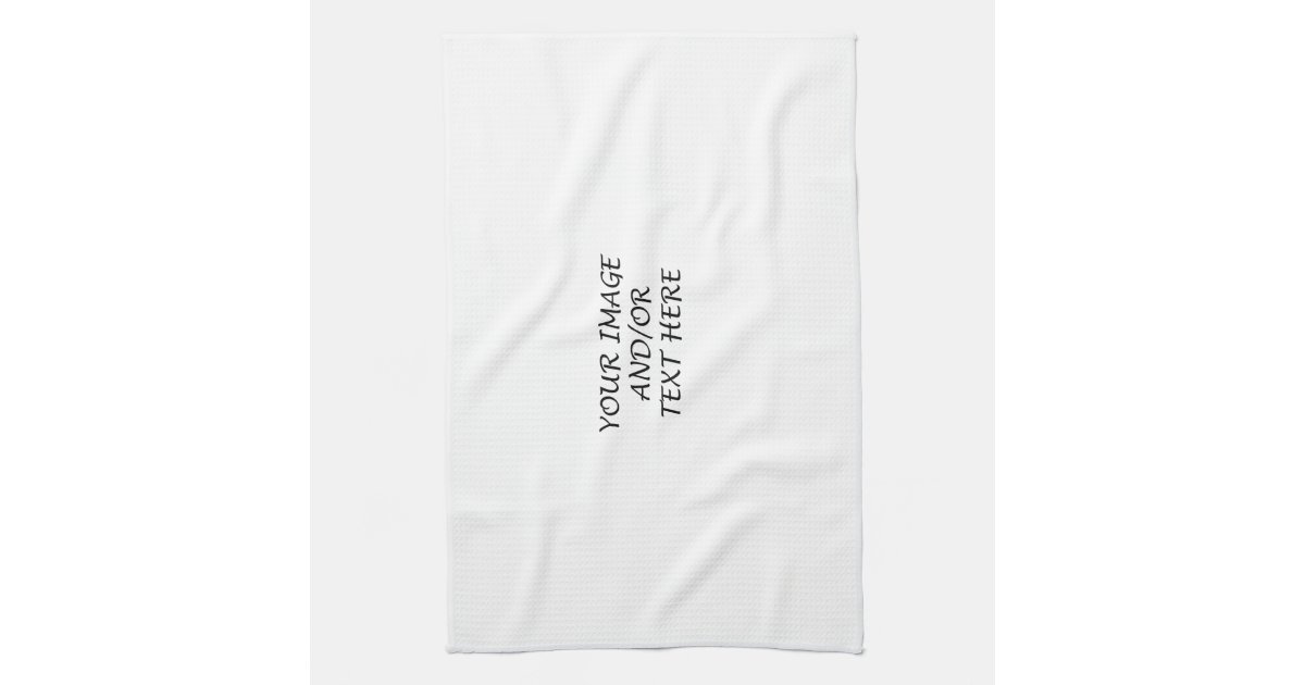 Create your own kitchen towel collection zazzle - Design your own kitchen online free ...