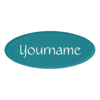 Create Your Own Name Tags Amp Badges Zazzle