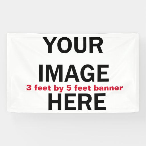 Design Your Own Banner: Create Your Own Photo Banner A01