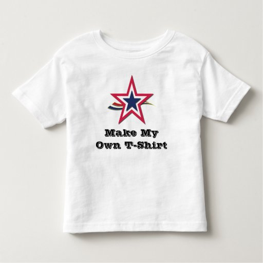 Create Your Own T-Shirt: Custom T Shirts for Kids! | Zazzle