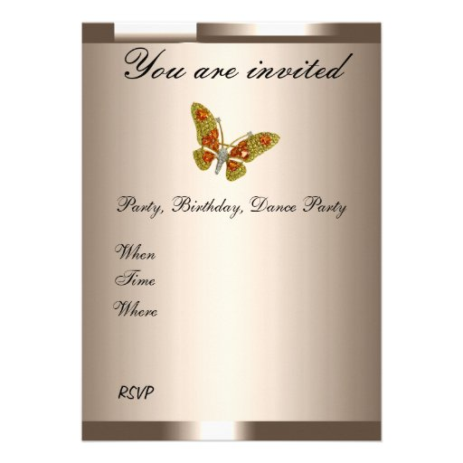 Create Your Own Wedding Invitation Personalized