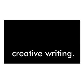 Creative writer company