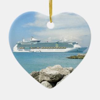 Cruise Ship Christmas Ornaments & Cruise Ship Ornament ...