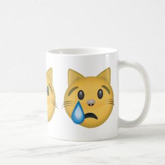 Sad Cat Emoji Gifts on Zazzle