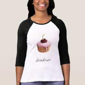 Cupcake Long Sleeve T-Shirt shirt