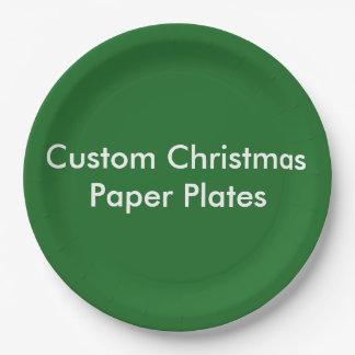 smartpen custom paper plates