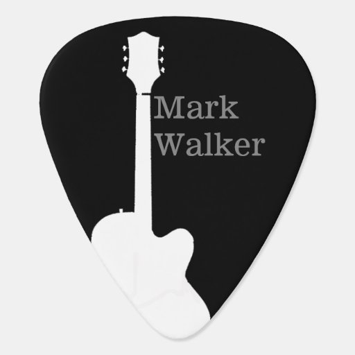 custom guitar picks for the guitarist zazzle. Black Bedroom Furniture Sets. Home Design Ideas
